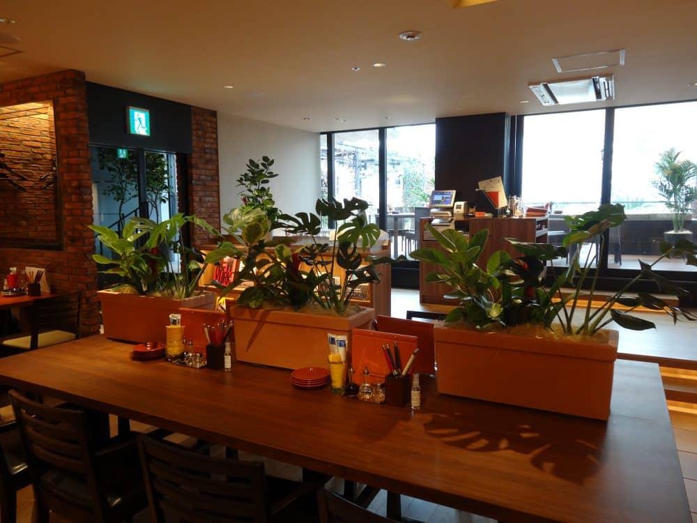 東京都渋谷区飲食店様-店内装飾の事例