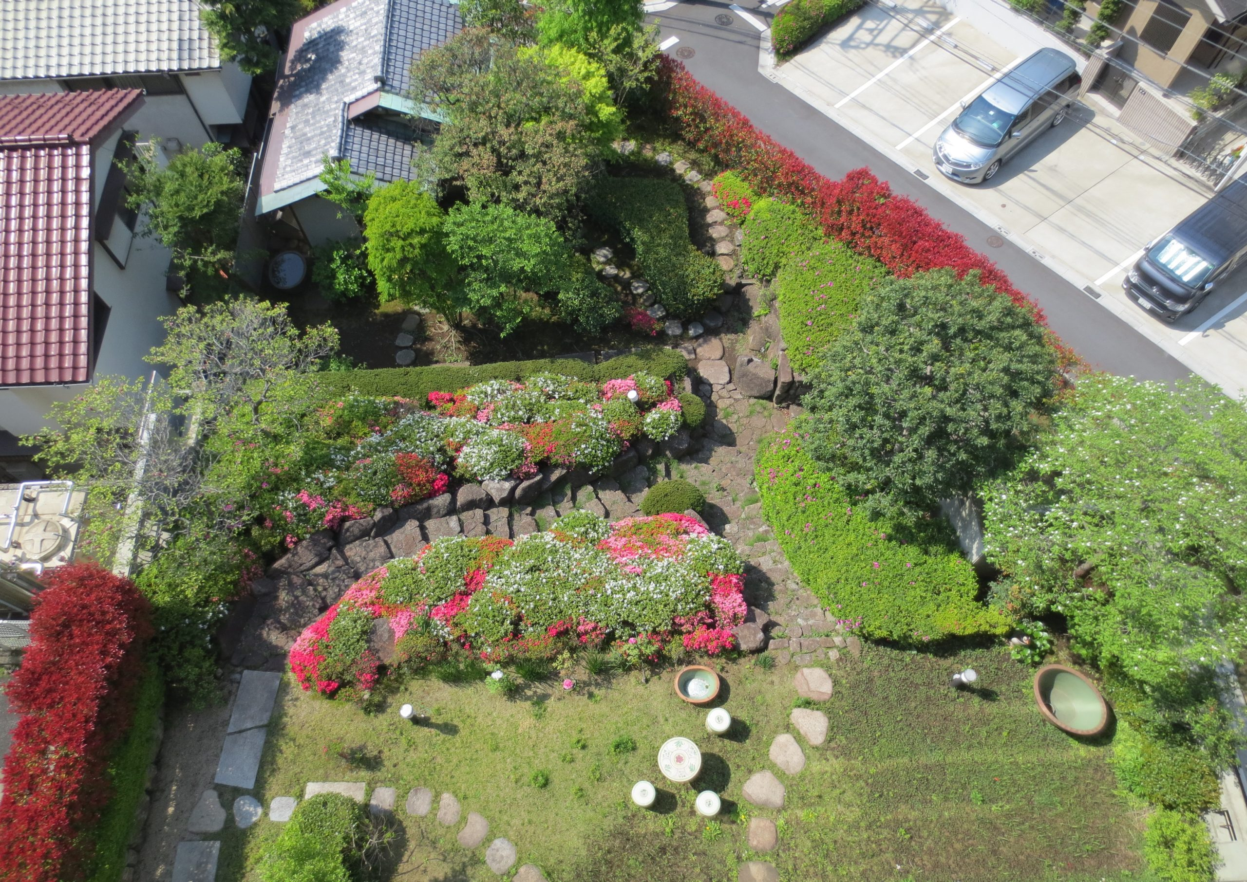 個人邸様庭園創作 | 株式会社西花園導入実績